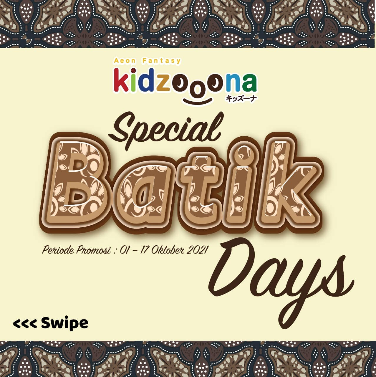Special Batik Days